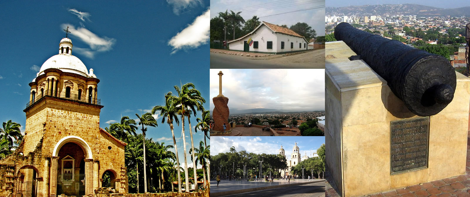 Cucuta city tour and shopping - 6 hours