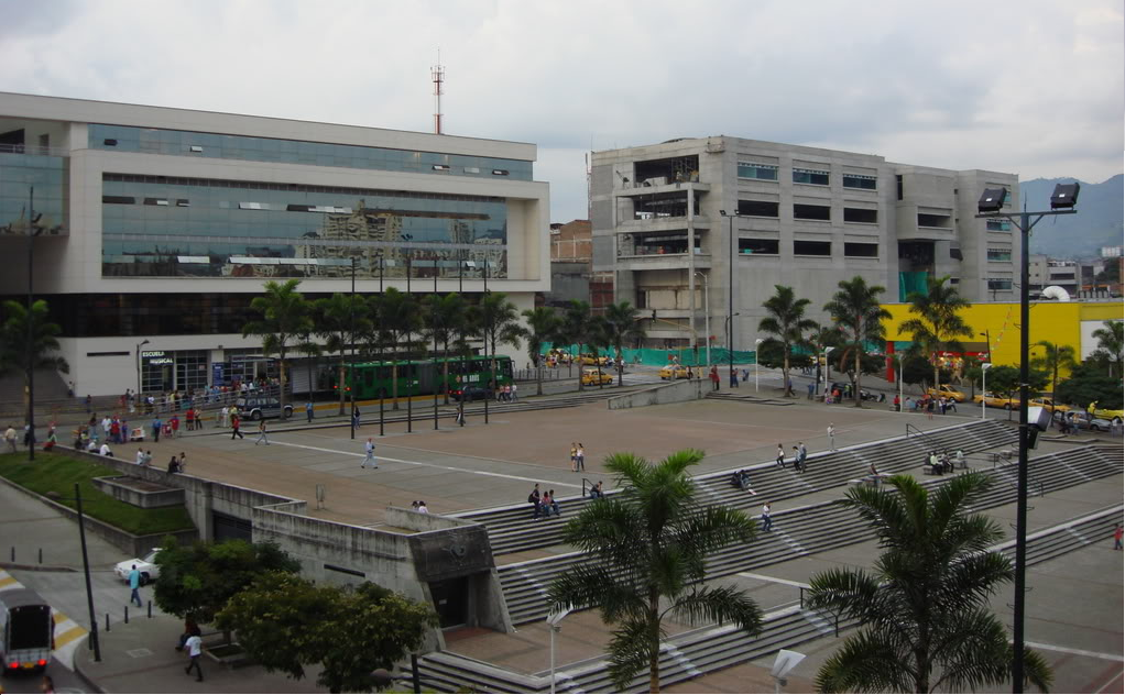 Pereira City Tour Area